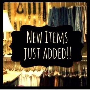 New Items Just Added
